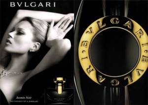 Bvlgari Jasmin Noir Fragrance Kate Moss by Mert Alas  Marcus Piggott.preview